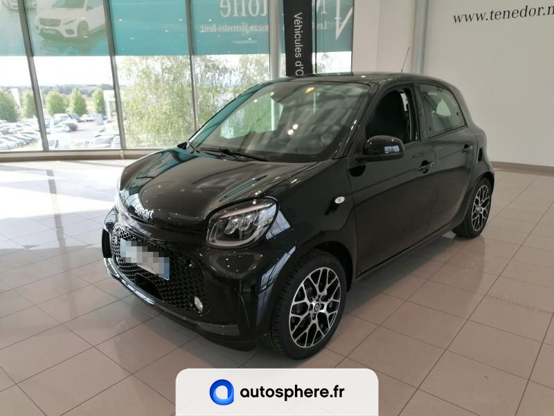 SMART FORFOUR ELECTRIQUE 82CH PRIME - Photo 1