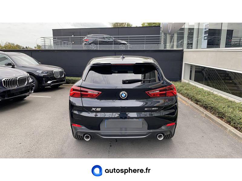 BMW X2 SDRIVE20IA 192CH M SPORT DKG7 EURO6D-T - Miniature 4