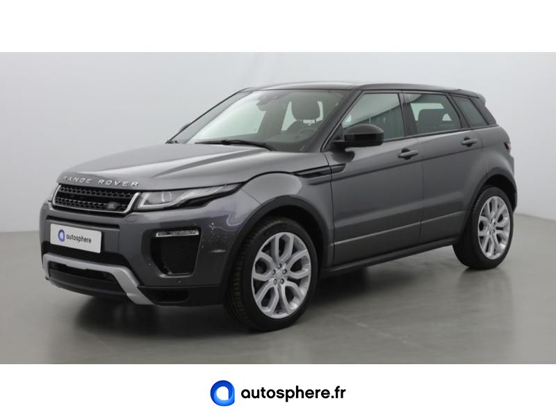 LAND-ROVER RANGE ROVER EVOQUE 2.0 TD4 180 SE DYNAMIC BVA MARK III - Photo 1