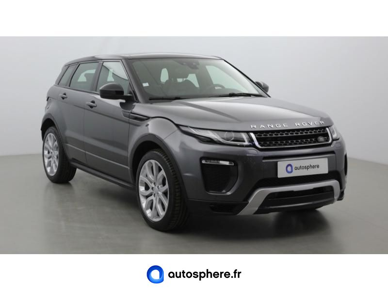LAND-ROVER RANGE ROVER EVOQUE 2.0 TD4 180 SE DYNAMIC BVA MARK III - Miniature 3