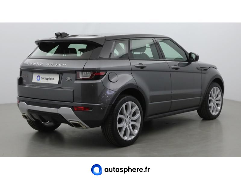 LAND-ROVER RANGE ROVER EVOQUE 2.0 TD4 180 SE DYNAMIC BVA MARK III - Miniature 5