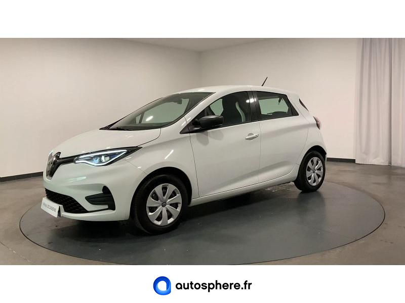 RENAULT ZOE LIFE CHARGE NORMALE R110 ACHAT INTéGRAL 4CV - Miniature 1