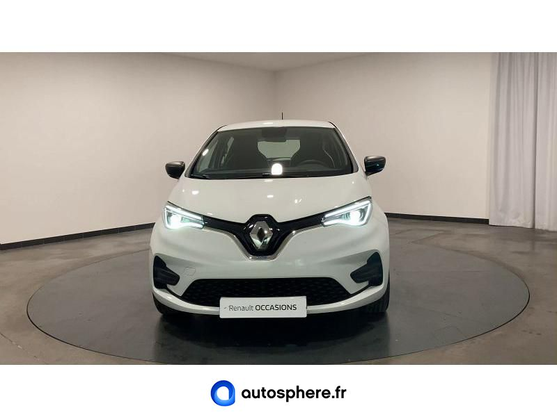 RENAULT ZOE LIFE CHARGE NORMALE R110 ACHAT INTéGRAL 4CV - Miniature 5