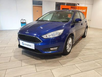 Ford Focus 1.0 EcoBoost 125ch Stop&Start Trend powershift occasion