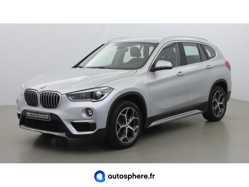 BMW X1 XDRIVE18DA 150CH XLINE EURO6D-T - Photo 1