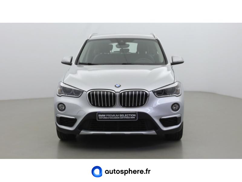 BMW X1 XDRIVE18DA 150CH XLINE EURO6D-T - Miniature 2