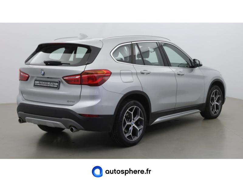 BMW X1 XDRIVE18DA 150CH XLINE EURO6D-T - Miniature 5