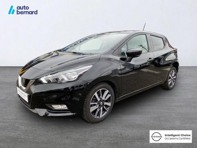 Leasing Nissan Micra 1.5 Dci 90ch N-connecta