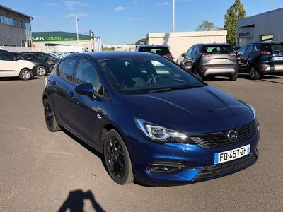 Opel Astra 1.4 Turbo 145ch Ultimate CVT occasion