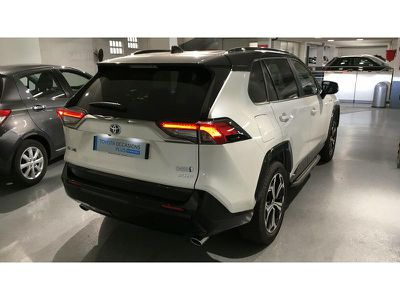TOYOTA RAV4 HYBRIDE RECHARGEABLE 306CH COLLECTION AWD - Miniature 2