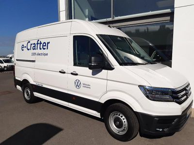 Volkswagen Crafter 35 L3H3 E 136ch Traction BVA occasion