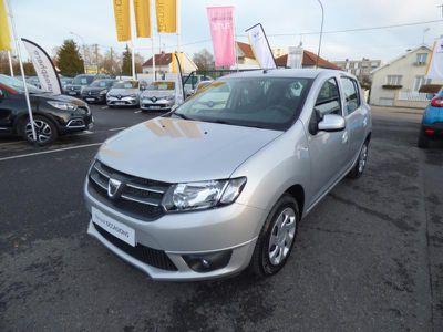 Dacia Sandero 1.5 dCi 75ch eco² Lauréate Euro6 occasion