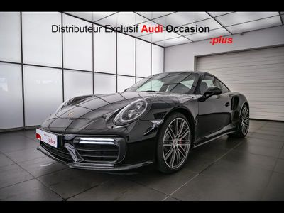 Porsche 911 Coupe 3.8 540ch Turbo PDK occasion