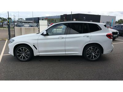 BMW X3 XDRIVE20DA 190CH M SPORT EURO6DT - Miniature 3