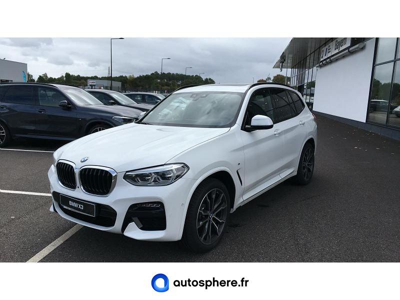 BMW X3 XDRIVE20DA 190CH M SPORT EURO6DT - Photo 1