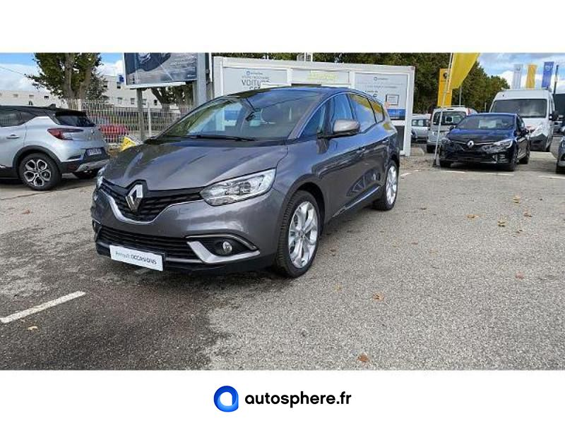 RENAULT GRAND SCENIC 1.7 BLUE DCI 120CH BUSINESS EDC 7 PLACES - Photo 1
