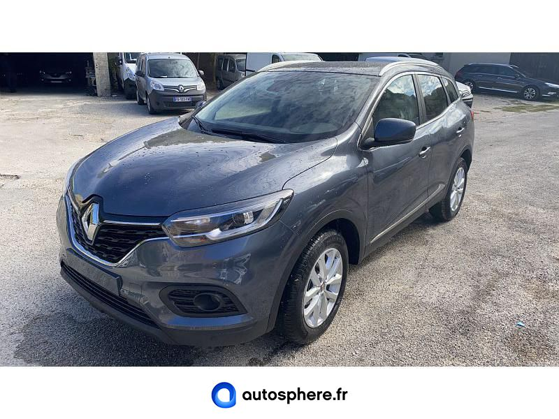 RENAULT KADJAR 1.5 BLUE DCI 115CH BUSINESS - Photo 1