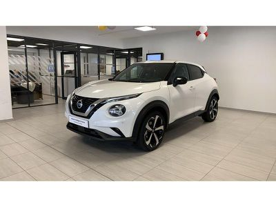 Nissan Juke 1.0 DIG-T 117ch Tekna DCT occasion