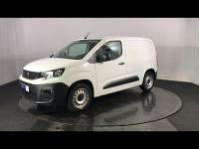 Leasing Peugeot Partner Standard 650kg Bluehdi 100ch S&s Asphalt