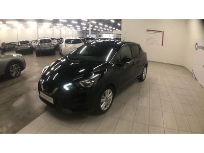 Leasing Nissan Micra 1.0 Ig-t 100ch Made In France 2019 Euro6-evap