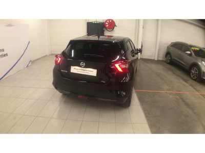 NISSAN MICRA 1.0 IG-T 100CH MADE IN FRANCE 2019 EURO6-EVAP - Miniature 4