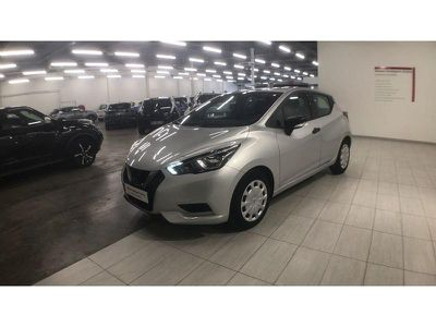 Nissan Micra 1.0 IG 71ch Visia Pack 2019 Euro6c occasion