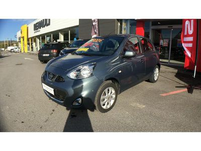 Nissan Micra 1.2 80ch Connect Edition occasion