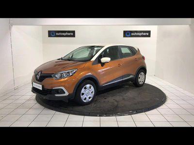Renault Captur 1.5 dCi 90ch energy Zen Euro6c occasion