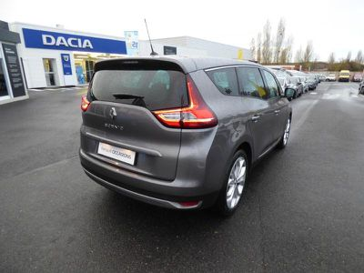 RENAULT GRAND SCENIC 1.7 BLUE DCI 120CH BUSINESS EDC 7 PLACES - Miniature 3