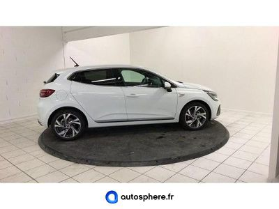 Renault Clio 1.3 TCe 130ch FAP RS Line EDC occasion