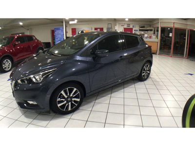Nissan Micra 1.5 dCi 90ch N-Connecta 2018 Euro6c occasion