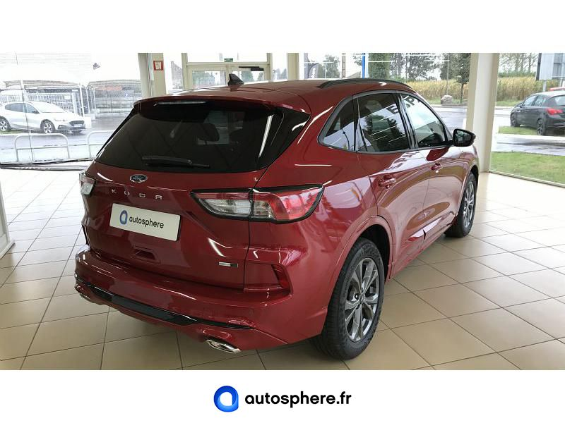 FORD KUGA 2.0 ECOBLUE 150CH MHEV ST-LINE - Miniature 2