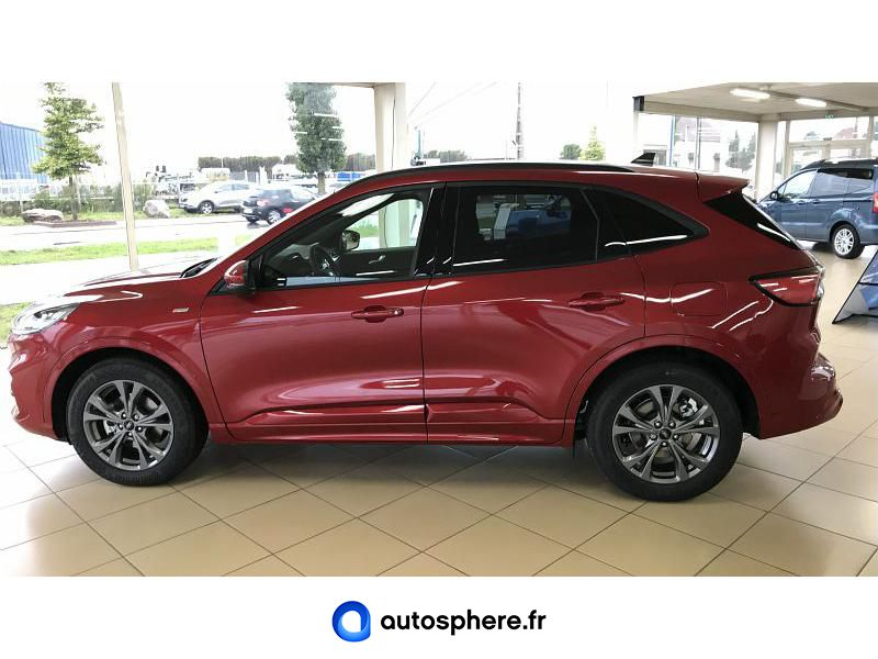 FORD KUGA 2.0 ECOBLUE 150CH MHEV ST-LINE - Miniature 3