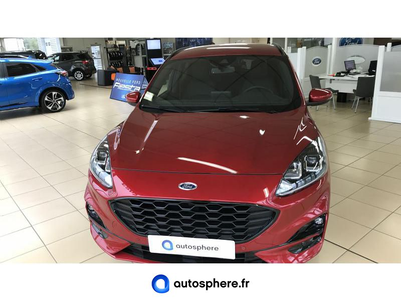 FORD KUGA 2.0 ECOBLUE 150CH MHEV ST-LINE - Miniature 5