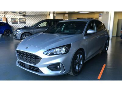 Leasing Ford Focus 1.0 Ecoboost 125ch Mhev St-line