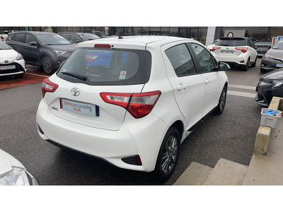 TOYOTA YARIS 70 VVT-I DYNAMIC 5P RC18 - Miniature 3
