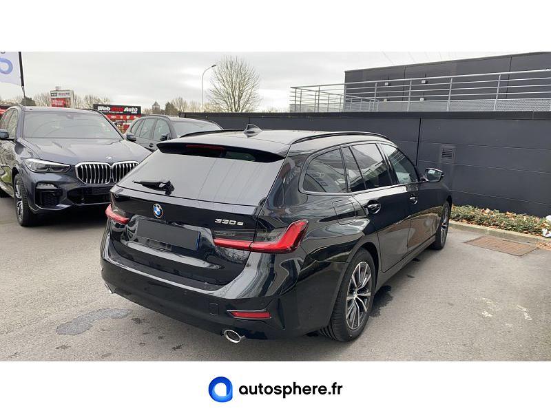 BMW SERIE 3 TOURING 330EA 292CH BUSINESS DESIGN - Miniature 2