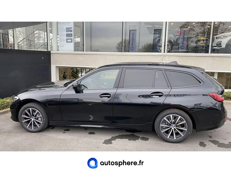 BMW SERIE 3 TOURING 330EA 292CH BUSINESS DESIGN - Miniature 3