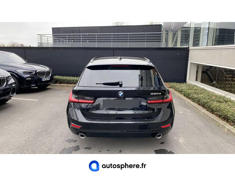 BMW SERIE 3 TOURING 330EA 292CH BUSINESS DESIGN - Miniature 4