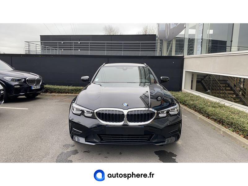 BMW SERIE 3 TOURING 330EA 292CH BUSINESS DESIGN - Miniature 5