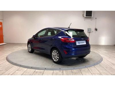 Leasing Ford Fiesta 1.0 Ecoboost 100ch Stop&start Titanium 5p