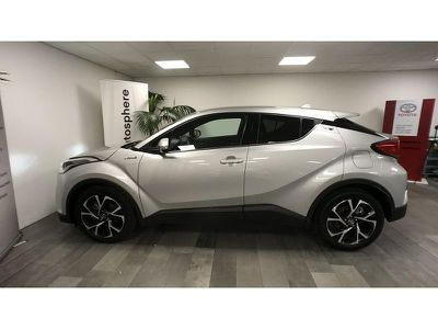TOYOTA C-HR 122H EDITION 2WD E-CVT RC18 - Miniature 3