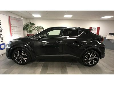 TOYOTA C-HR 122H EDITION 2WD E-CVT MC19 - Miniature 3