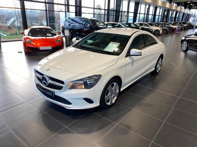 Mercedes Cla 180 d Inspiration occasion
