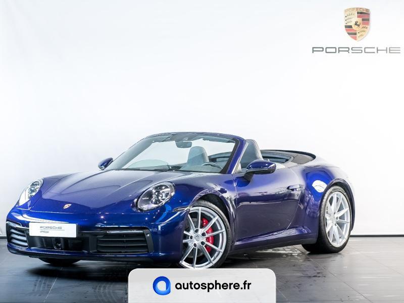 PORSCHE 911 (992) CABRIOLET 3.0 450CH S PDK - Photo 1