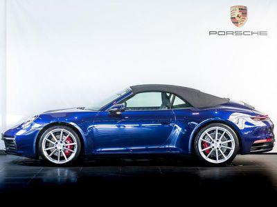 PORSCHE 911 (992) CABRIOLET 3.0 450CH S PDK - Miniature 4
