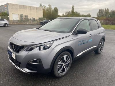 Peugeot 3008 HYBRID 225ch Allure Business e-EAT8 10cv occasion
