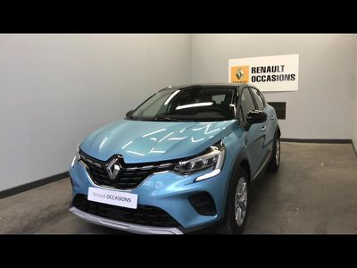 Leasing Renault Captur 1.5 Blue Dci 115ch Business