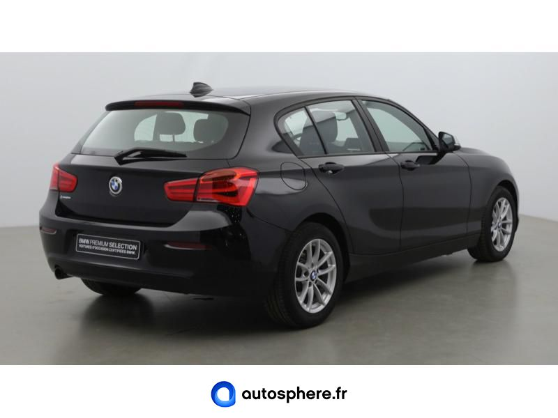 BMW SERIE 1 118IA 136CH LOUNGE 5P EURO6D-T - Miniature 5