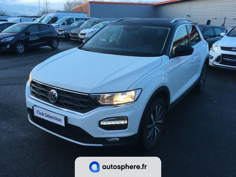 VOLKSWAGEN T-ROC 1.6 TDI 115CH LOUNGE - Photo 1